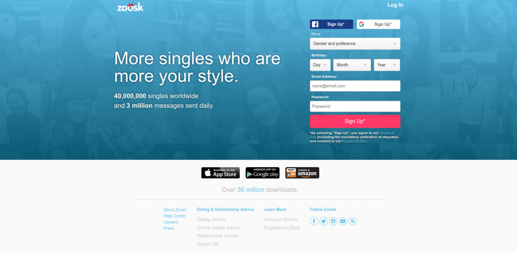 Zoosk VS Match: Comparison Of Two Popular Online Dating Sites